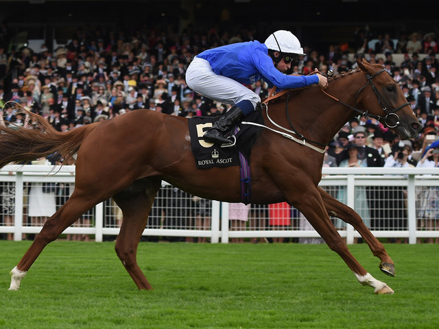 BURITANOExceed And Excel colt wins the G2 Coventry Stakes at Royal Ascot