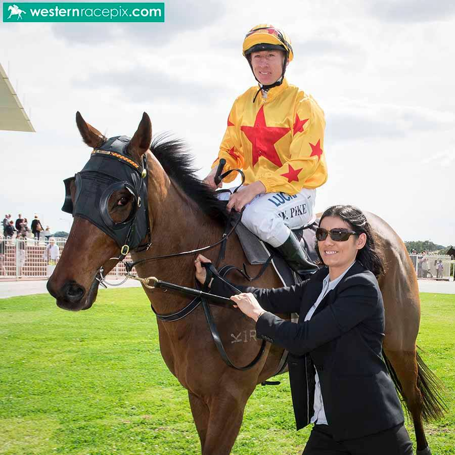 CHOCOLATE HOLICBlackfriars winner returns to scale with Alana Williams